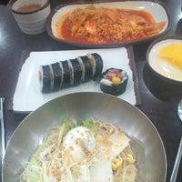 Photo taken at 죽앤김밥 by Kkatal L. on 2/18/2013