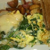 Photo taken at Linda Jean's Restaurant by Erin D. on 10/21/2013
