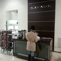Photo taken at Savage by Михаил Б. on 2/19/2013