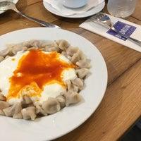 4/29/2018 tarihinde Cansu Kuzey K.ziyaretçi tarafından Bodrum Mantı&Cafe Kadıköy'de çekilen fotoğraf