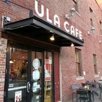 Photo taken at Ula Cafe by smokin' j. on 4/25/2013