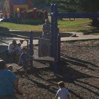 Photo taken at Moran Park by Marissa B. on 7/23/2013