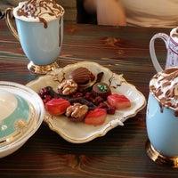 2/25/2015 tarihinde Begüm D.ziyaretçi tarafından Rumeli Çikolatacısı'de çekilen fotoğraf