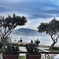 Photo taken at Hacı'nın Yeri by Ezgi Y. on 4/2/2013