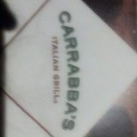 Photo taken at Carrabba's Italian Grill by Daniel O. on 3/28/2013