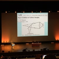 Photo taken at Palais des Congrès by David G. on 4/10/2017
