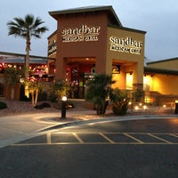 Photo taken at Sandbar Mexican Grill by Win K. on 2/22/2013
