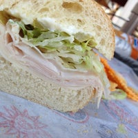 Photo taken at Jersey Mike's Subs by Win K. on 9/29/2012