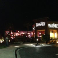Photo taken at Sandbar Mexican Grill by Win K. on 1/9/2013