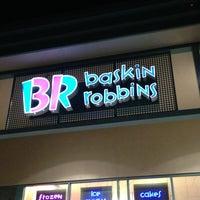 Photo taken at Baskin-Robbins by Win K. on 2/6/2013