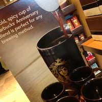Photo taken at Starbucks by Win K. on 10/23/2012