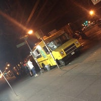 Photo taken at La Pasadita Taco Truck by Weed Dude on 10/2/2013