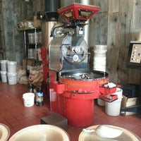 Photo taken at Sudbury Coffee Works by Ally P. on 6/8/2013