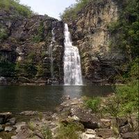 Photo taken at Parque Nacional da Chapada dos Veadeiros by Marcel C. on 11/1/2012