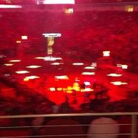 Photo taken at Pinnacle Bank Arena by Adam W. on 11/17/2013
