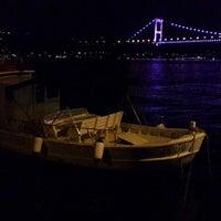 Photo taken at Emirgan Sahili by gamze on 7/26/2013