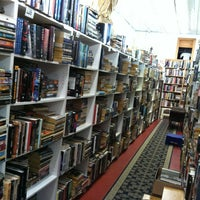 Photo taken at Bookman Rare & Used Books by Stefanie P. on 3/29/2013