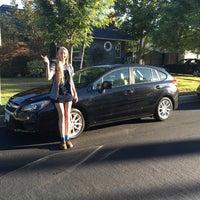Photo taken at Ladin Hyundai Subaru by Stefanie P. on 7/3/2016