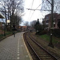 Photo taken at Station Soestdijk by Hugo M. on 2/18/2014