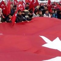 Photo taken at Malazgirt Hükümet Konağı by Bemish 👰🏼❤️👦🏼 on 1/9/2017
