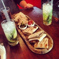 Photo taken at The Cuban by Simon I. on 9/7/2013