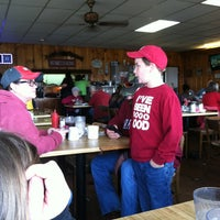 Photo taken at Ranch House Restraunt by Madison R. on 2/16/2013
