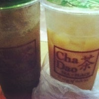 Photo taken at Cha Dao Tea Place by Jeje A. on 9/16/2012