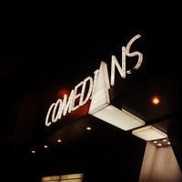Photo taken at Comedians by Marcos T. on 3/20/2013