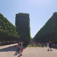 Foto tomada en Grand Bassin du Jardin du Luxembourg por Bruno C. el 5/5/2018