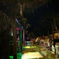 Photo taken at Pembe Kaval Bar by Fulya E. on 7/20/2013