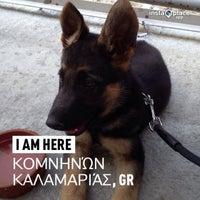Photo taken at Πεζόδρομος Καλαμαριάς by Ioannis K. on 5/21/2013