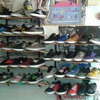 Photo taken at Goodtimes skate Shop by João V. on 3/22/2013