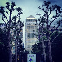 Photo taken at Canary Wharf Pier by Antonio F. on 6/29/2013