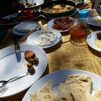 Photo taken at deniz restaurant by Mithat K. on 9/21/2014