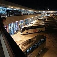 Photo taken at Ankara Inter-City Bus Terminal by Halis K. on 5/17/2013