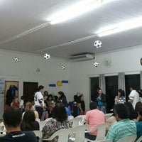 Photo taken at Segunda IPB Jaboticabal by João Luiz Aparecido J. on 7/9/2015