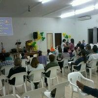 Photo taken at Segunda IPB Jaboticabal by João Luiz Aparecido J. on 7/19/2013