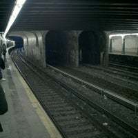 Photo taken at MTA Subway - 20th Ave (N) by Thomas I. on 3/13/2013