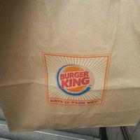 Photo taken at Burger King by Daito K. on 3/13/2013
