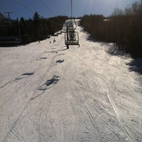 Photo taken at Bretton Woods by Chrissie B. on 3/9/2013