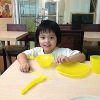 Photo taken at ตาละลักษณ์ อาหารเจ by Boong W. on 1/21/2013