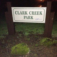 Photo taken at Clark Creek Park by Bill L. on 3/6/2013