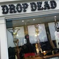 Photo taken at Drop Dead by Dreu H. on 10/16/2013