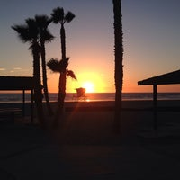 Photo taken at Lifeguard Tower 12 by David M. on 2/6/2014