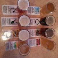 Photo taken at Sherwood Brewing Company by Peter D. on 7/6/2013