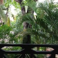 Photo taken at Kafu Resort & Spa by Wilfred V. on 5/18/2013