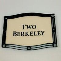Photo taken at Cambridge Village, Two Berkeley by Jhonas C. on 6/5/2013