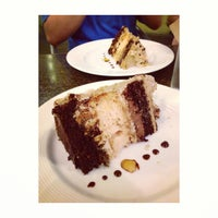 Photo taken at Conti's Bakeshop & Restaurant by Adrienne Paula T. on 9/25/2013