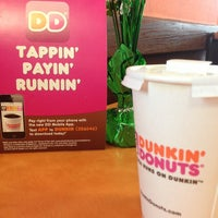 Photo taken at Dunkin' Donuts by Kevin L. on 3/6/2013