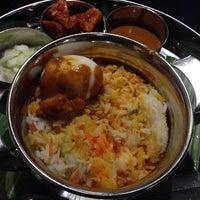 Photo taken at Chola Kitchen by Kavitha S. on 12/28/2014